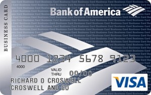 US credit card