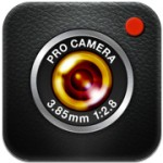 ProCamera top 10 best photo Apps