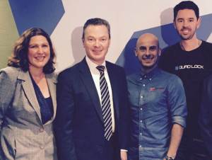 Christopher Pyne MP at Facebook Boost Business event
