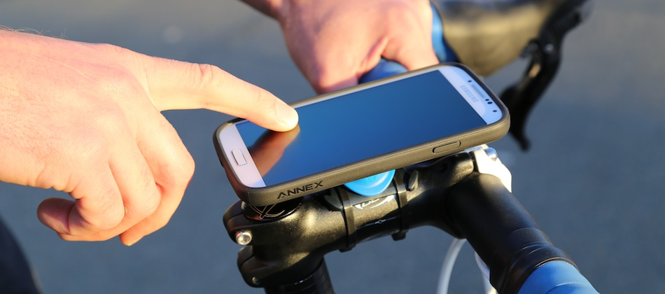 Samsung Galaxy S4 bike Mount Case